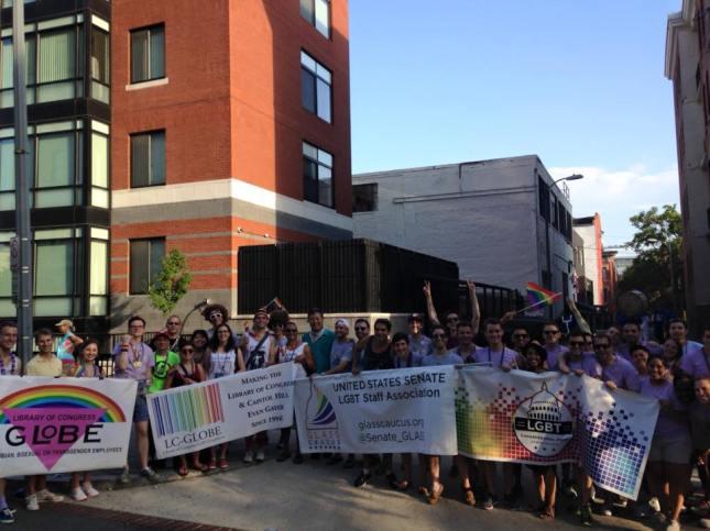 DC Pride Parade 2015