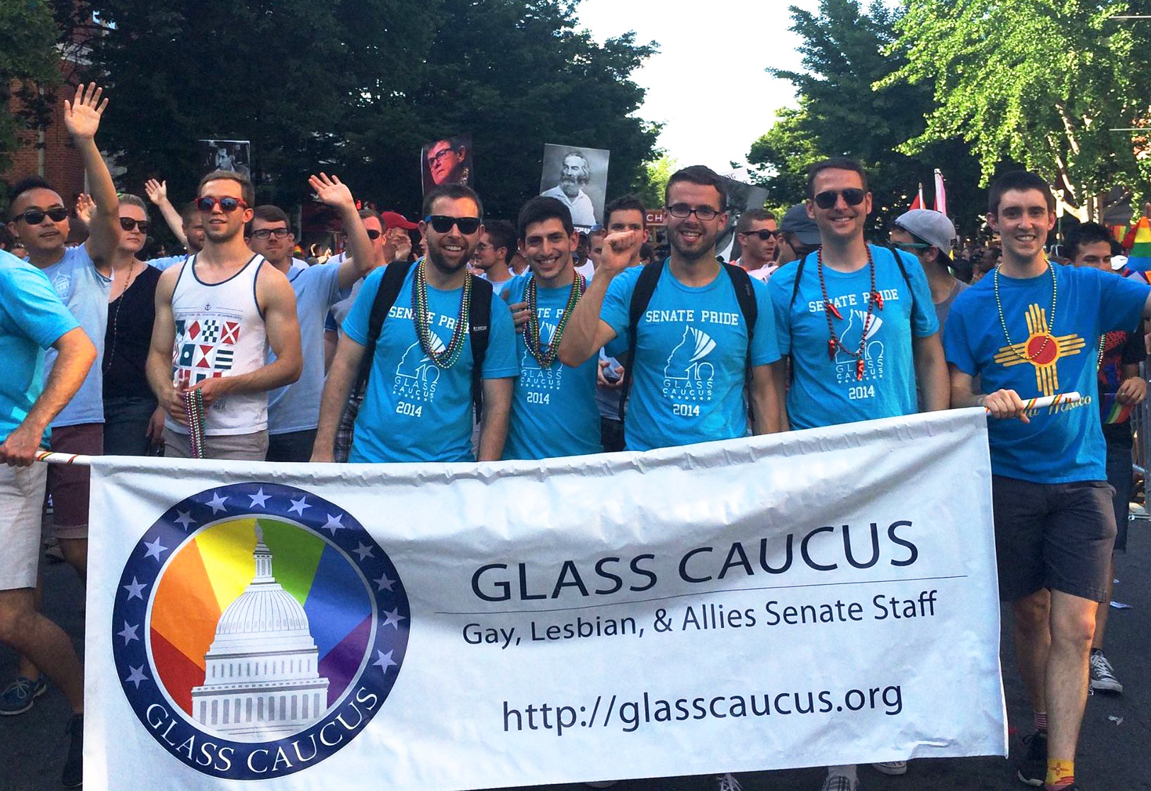 Senate GLASS Caucus - Events